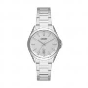 Relógio Orient Feminino Analógico Prata FBSS1165 S1SX
