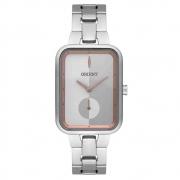 Relógio Orient Feminino Analógico Prata LBSS0081 S1SX