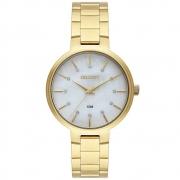 Relógio Orient Feminino Dourado FGSS0171 B1KX
