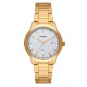 Relógio Orient Feminino Dourado Fgss1181 S2kx
