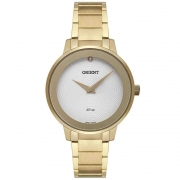 Relógio Orient Feminino Eternal Dourado FGSS0165 S1KX