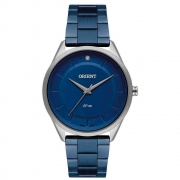 Relógio Orient Feminino Prata Ftss0088 D1Dx