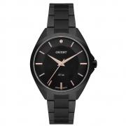 Relógio Orient Feminino Preto Fpss0010 P1Px