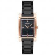 Relógio Orient Feminino Preto LTSS0060 P1PX