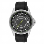 Relógio Orient Masculino Aço Analogico MBSP1026 G2PX
