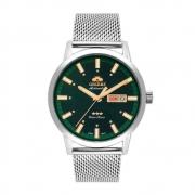 Relógio Orient Masculino Automático Prata 469SS085F E1SX