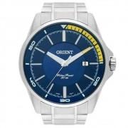 Relógio Orient Masculino Classic Analógico Prata MBSS1296-D1SX