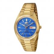 Relógio Orient Masculino Dourado 469wc2f D1kx