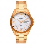Relógio Orient Masculino Dourado MGSS2010 S2KX