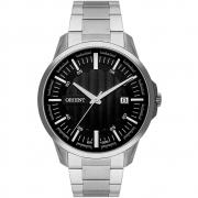Relógio ORIENT Masculino Eternal Prata MBSS1353 P1SX