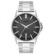 Relógio Orient Masculino Eternal Prata MBSS1388 GPSX