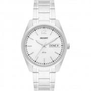 Relógio ORIENT Masculino Eternal Prateado Mbss2025 S2sx