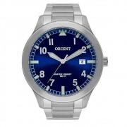 Relógio Orient Masculino Prata Mbss1361 D2sx