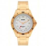 Relógio Orient Masculino Mgss1105A S2Kx Casual Dourado