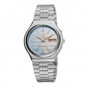 Relógio Orient Masculino Prata 469WB7AF B1SX