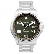 Relógio Orient Masculino Prata MBSS1195A G2SX