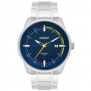 Relógio Orient Masculino Prata MBSS1295 D1SX