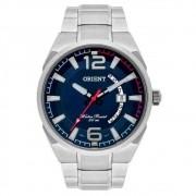 Relógio Orient Masculino Prata MBSS1336 D2SX