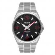 Relógio Orient Masculino Prata MBSS1339 P2SX
