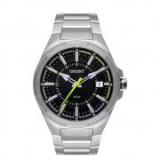Relógio Orient Masculino Prata MBSS1357 PFSX