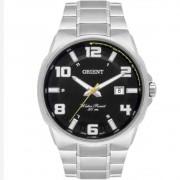 Relógio Orient Masculino Prata MBSS1366 P2SX