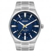 Relógio Orient Masculino Prata MBSS1370 D1SX