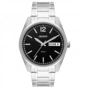 Relógio Orient Masculino Ref: Mbss2025 G2sx Social Prateado