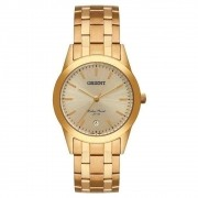 Relógio Orient Masculino Ref: Mgss1179 C1kx Clássico Dourado