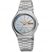 Relógio Orient Prata 469wb7af b1sx
