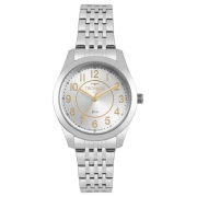 Relógio Prata Masculino Technos 2035MJES/1B
