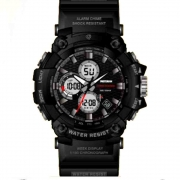 Relógio Pretorian Masculino Preto WPRT-10-3