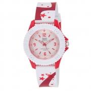 Relógio Q&Q Infantil Feminino VQ96J016Y