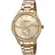 Relógio Seculus Feminino 20612LPSVDS1