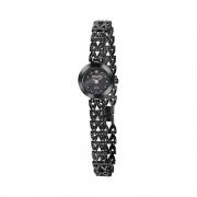 Relógio Seculus Feminino Madrepérola Preto 23696LPSVPB3