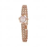 Relógio Seculus Feminino Madrepérola Rose 23696LPSVRB2