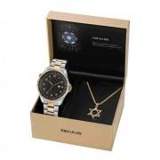 Relógio Seculus Masculino 23685GPSKBA2K1