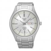 Relógio Seiko Masculino Prata SNKN85B1 S1SX