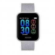 Relógio SmartWatch Mondaine Prata 41001m0mvne1
