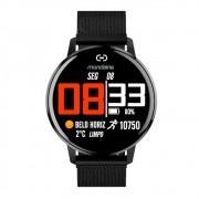 Relogio Smartwatch Preto Mondaine 41002mpmvpe2