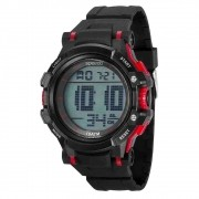 Relógio Speedo Masculino Preto Digital 81069G0EGNP1