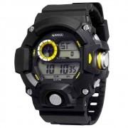 Relógio Speedo Masculino Preto Digital 81091G0EGNP2