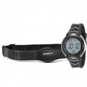 Relógio Speedo Monitor Cardíaco Preto/Cinza 80621G0EVNP2