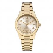 Relógio Technos Feminino 2035MFTS/4X Dourado