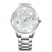 Relógio Technos Feminino Crystal 2039AVDTM/1K