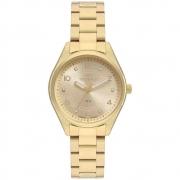 Relógio Technos Feminino Dourado 2036MNP/4X
