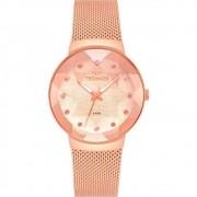 Relógio Technos Feminino Elegance Crystal 2035MPX/5T