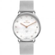 Relógio Technos Feminino Slim Prata - 2025LTT/1B