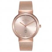 Relógio Technos Feminino Slim Rosé - 1L22WN/1T