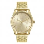 Relógio Technos Feminino Trend Dourado - 2036MNV/1X