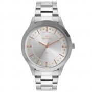Relógio Technos Feminino Trend Prata - 2036MNJ/1T